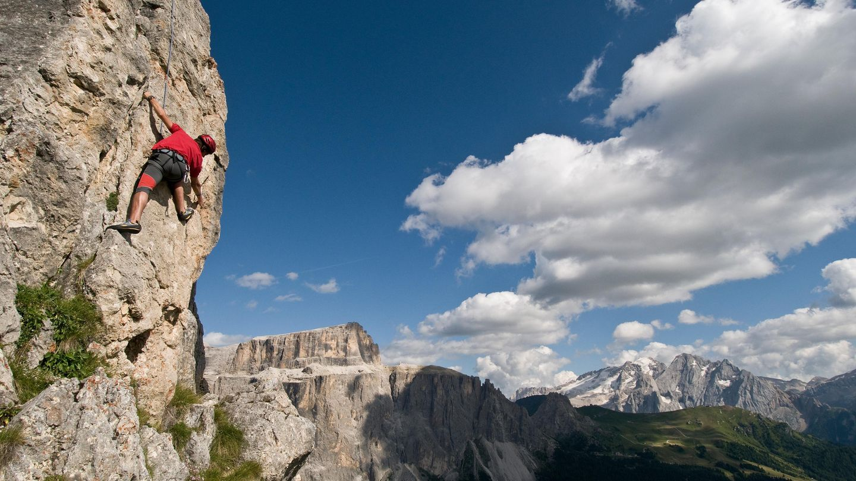 Bergsteigen und Wandern in Gröden
