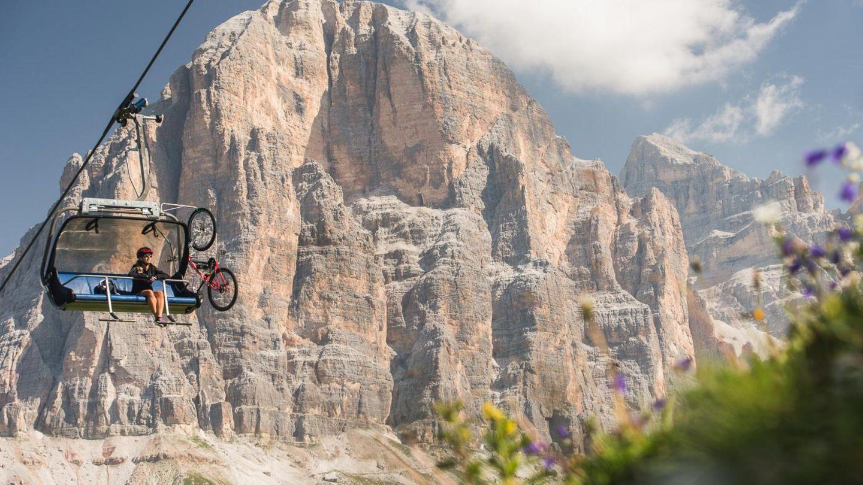 Mountain Bike-Urlaub in den Dolomiten - Scurcià41